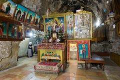 Tumba de la Virgen María Fotos de archivo