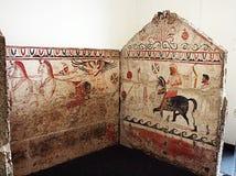 Tumba de Lucan Imagen de archivo libre de regalías
