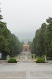 Tumba de Ming Fotos de archivo libres de regalías