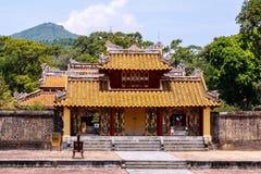 Tumba de Minh Mang Imagen de archivo libre de regalías
