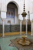 Tumba de Moulay Ismail Foto de archivo libre de regalías
