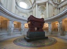 Tumba de Napoleon Fotografía de archivo libre de regalías