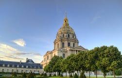Tumba de Napoleon, París Imágenes de archivo libres de regalías