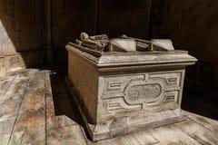 Tumba de rey Duarte de Portugal Fotos de archivo