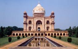Tumba de Safdarjang en Delhi Fotografía de archivo libre de regalías