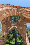 Tumba de Thracian foto de archivo