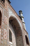 Tumba de un emperador musulmán foto de archivo
