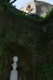 Tumba de Virgil Foto de archivo