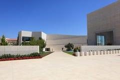 Tumba del complejo de Arafat en Ramala Imagen de archivo libre de regalías