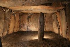 Tumba del dolmen de Dehus Fotografía de archivo libre de regalías
