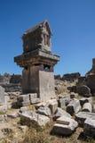 Tumba del pilar Imagen de archivo libre de regalías