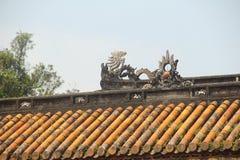 Tumba del ` s de rey Gia Long, fundador de Nguyen Dynasty, tonalidad, Vietnam Fotos de archivo