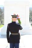 Tumba del soldado desconocido Imagenes de archivo