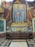 Tumba en la catedral de Amiens, Francia foto de archivo