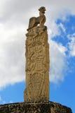 Tumba grande de la Piedra-losa. fotos de archivo libres de regalías