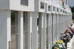 tumbas Imágenes de archivo libres de regalías
