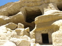 Tumbas de la cueva Foto de archivo libre de regalías