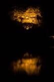 Tumbas de la roca de Kaunian Fotos de archivo libres de regalías