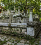 Tumbas de Ming Xiaoling en Nanjing China Fotos de archivo
