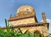 Tumbas de Quli Qutub Shahi Imagen de archivo libre de regalías