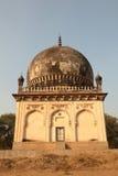 Tumbas de Qutb Shahi, Hyderabad Fotos de archivo