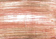 Tumbleweed abstract watercolor background Stock Photo
