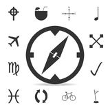 Tumblr explore icon. Detailed set of web icons. Premium quality graphic design. One of the collection icons for websites, web desi. Gn, mobile app on white Royalty Free Stock Photography