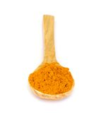 Tumeric   powder. Stock Image