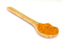 Tumeric   powder. Stock Photos