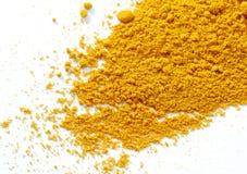 Tumeric Powder Stock Image
