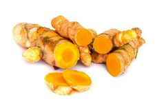 Tumeric. Royalty Free Stock Photography