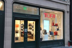 Tumi New York Photos stock