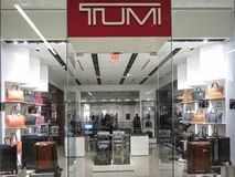 Tumi store Stock Photography