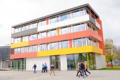 TUMinstitution för forskarutbildning Arkivfoton
