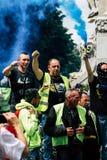 Riot in France