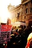 Tumulti fotografia stock libera da diritti