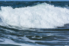 Tumultuous  waves Stock Image