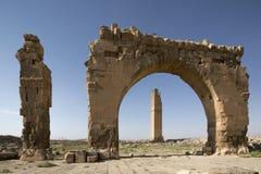 Tumulus de Harran, Sanliurfa Photographie stock libre de droits