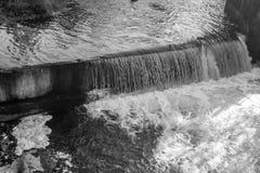 Tumwater cade cortina d'acqua 6 Fotografie Stock Libere da Diritti