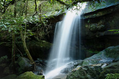 Tumyai waterfall at Phukradueng nationalpark, Located Loei Royalty Free Stock Image
