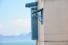 Tunísia. Sidi Bou Said Imagens de Stock