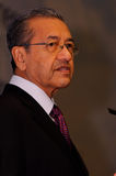 Tun Dr. Mahathir bin Mohamad. The fourth Prime Minister of Malaysia and held the post for 22 years from 1981 to 2003, the longest-serving Malaysia's Prime Royalty Free Stock Images
