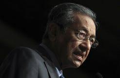 Tun Dr. Mahathir Mohamad Royalty Free Stock Photo