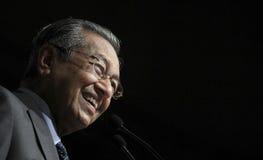 Tun Dr. Mahathir Mohamad Royalty Free Stock Photography