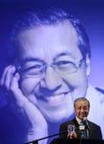 Tun Dr. Mahathir Mohamad Stock Photography