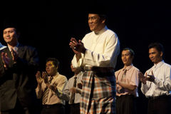 Tun Mahathir The Musical Stock Images