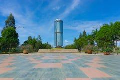 Tun Mustapha Tower στοκ εικόνες