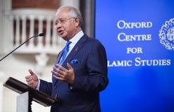 Tun Razak de Sri Najib do Dato Imagem de Stock Royalty Free