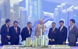 Tun Razak Exchange Stock Fotografie