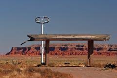 Tun Sie benötigen Gas? Lizenzfreies Stockfoto